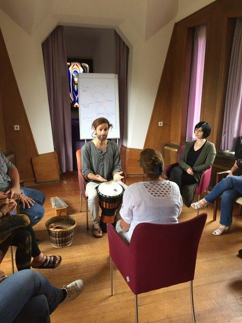 workshop teambuilding muziek